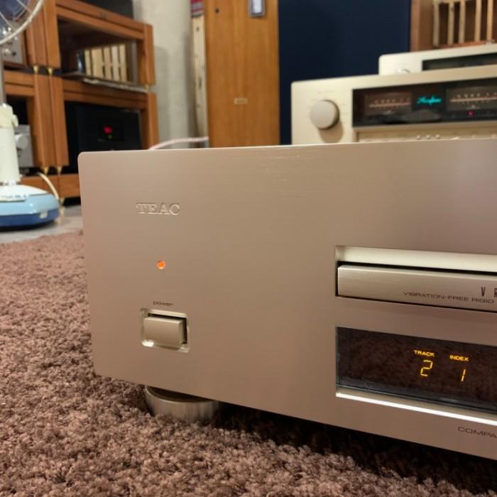CD TEAC VRDS-25X7
