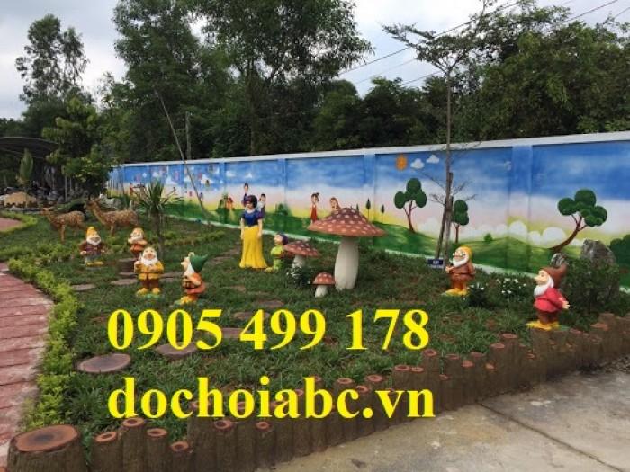 Thiết kế khu vườn cổ tích mầm non chính hãng chất lượng cao trên toàn quốc5