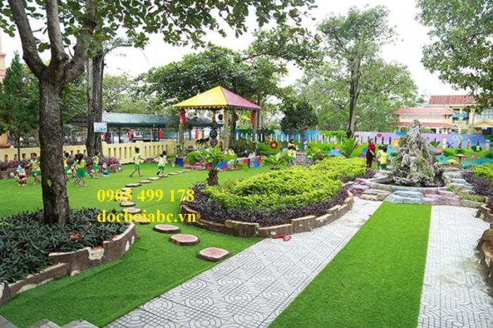 Thiết kế khu vườn cổ tích mầm non chính hãng chất lượng cao trên toàn quốc9