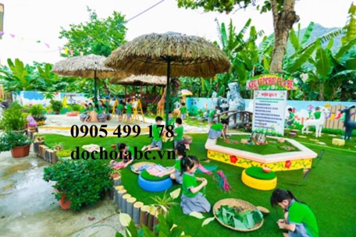 Thiết kế khu vườn cổ tích mầm non chính hãng chất lượng cao trên toàn quốc13