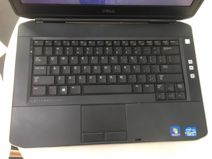 Dell Latitude E5430-i5-3320M-4GB-120GB3