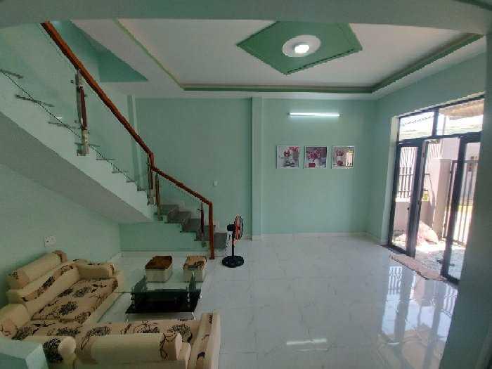 Bán nhà 2 tầng kiệt oto Hòa Khánh ĐN2
