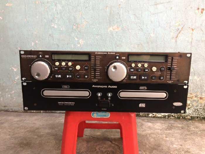 CD usa Pro 240, DJ cực đỉnh0