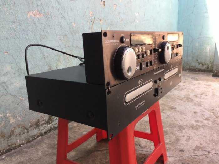 CD usa Pro 240, DJ cực đỉnh1