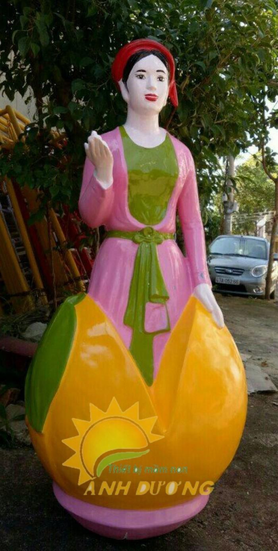 Chuyên cung cấp tượng cho vườn cổ tích mầm non dành cho trẻ nhỏ13