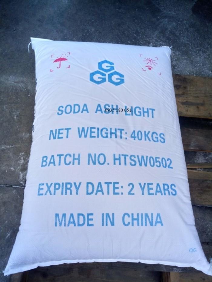 Soda ash light Na2CO3 mới về, giá tốt0