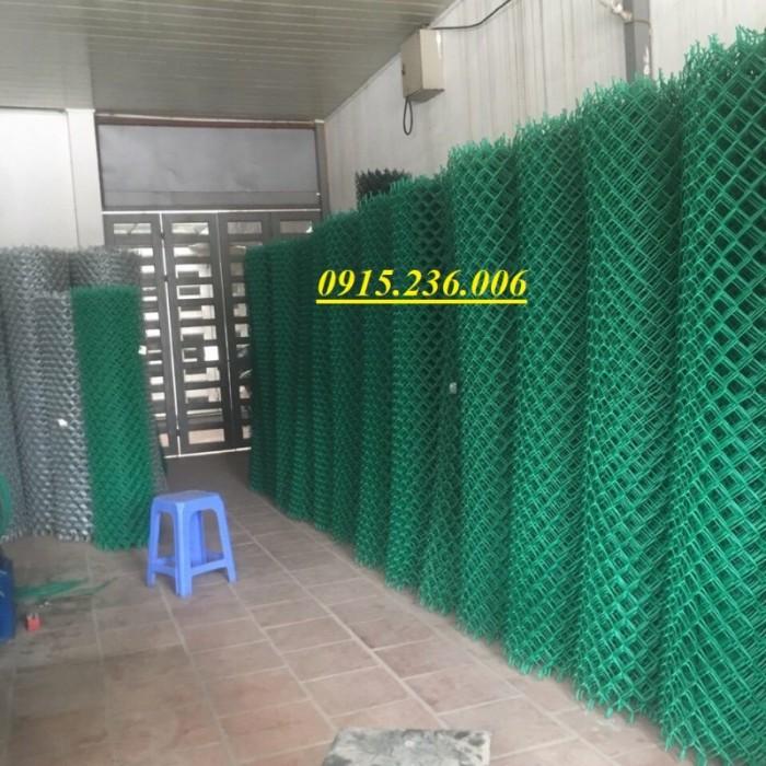 Lưới B40 bọc nhựa khổ 1m, 1,2m, 1,5m, 1,8m, 2m hàng sẵn kho0