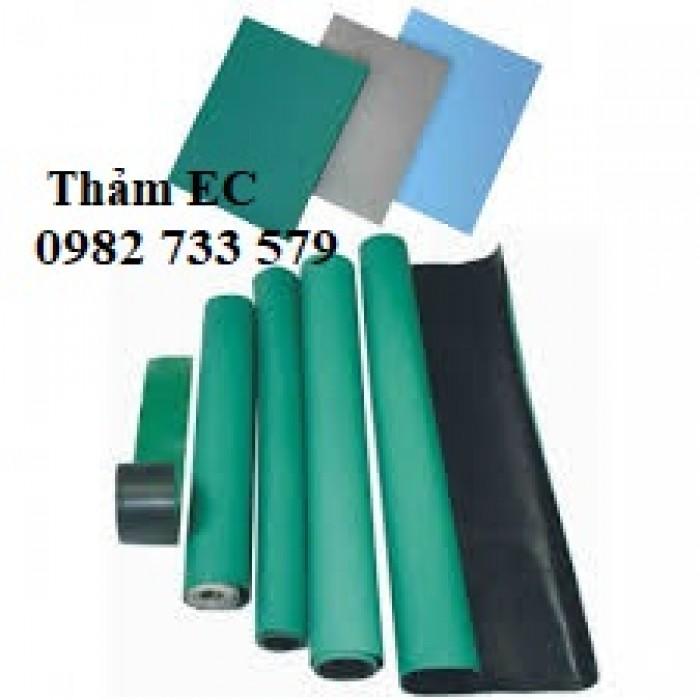 Thảm cao su chống tĩnh điện, hàng nhập khẩu giá tốt, chất lượng cao0
