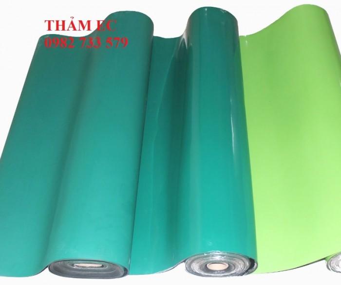 Thảm cao su chống tĩnh điện, hàng nhập khẩu giá tốt, chất lượng cao1