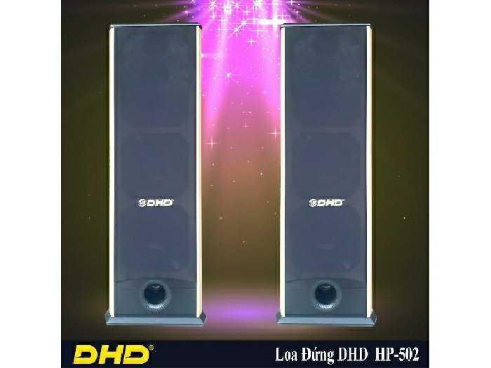 Loa đứng DHD HP-502 Nghe nhạc và karaoke0