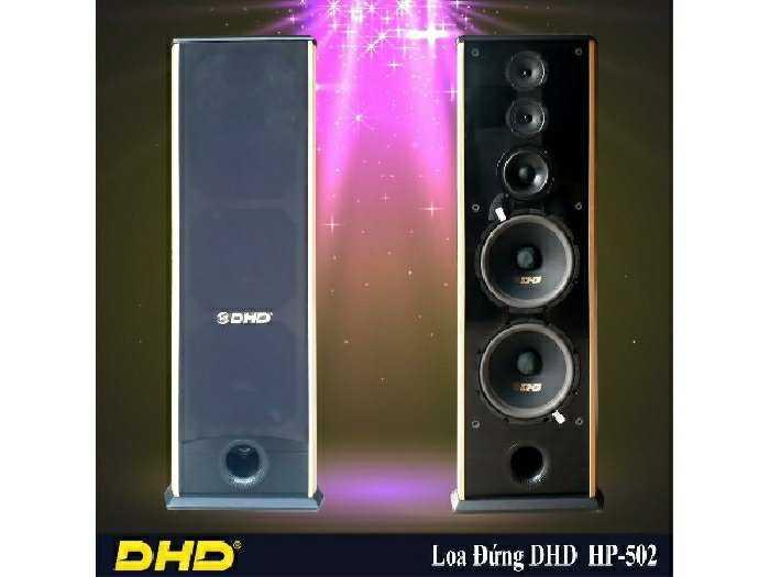 Loa đứng DHD HP-502 Nghe nhạc và karaoke1