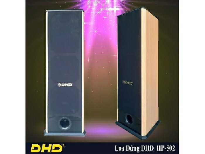 Loa đứng DHD HP-502 Nghe nhạc và karaoke2