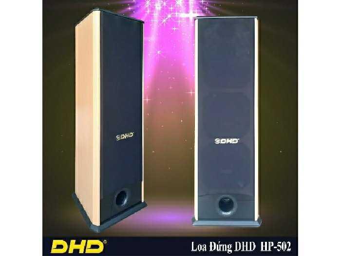 Loa đứng DHD HP-502 Nghe nhạc và karaoke3