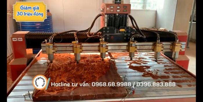 Mua máy chạm gỗ, máy đục vi tính chất lương tại Đồng Nai, Sài Gòn, Bình Dương1