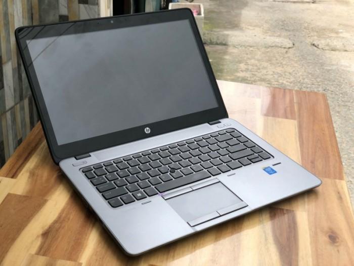 Laptop HP Elitebook 840 G2 Core I5-5300U/ Ram 8G/  SSD 128/ 14 HD+/ Finger0