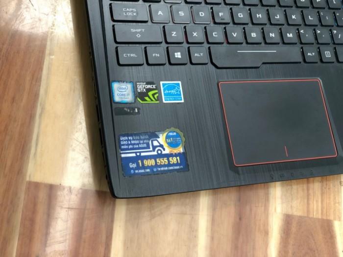 Laptop Asus Rog GL553VD/ i7 7700HQ/ Ram 8G/ SSD128+1000G/ Vga GTX1050M 4G/  F3
