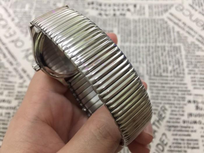 Đồng hồ nữ Telva Nhật dây chun sang trọng, size 354