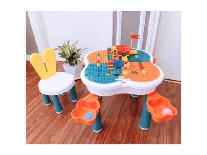 Bộ bàn ghế Lego Hoa Anh Đào0