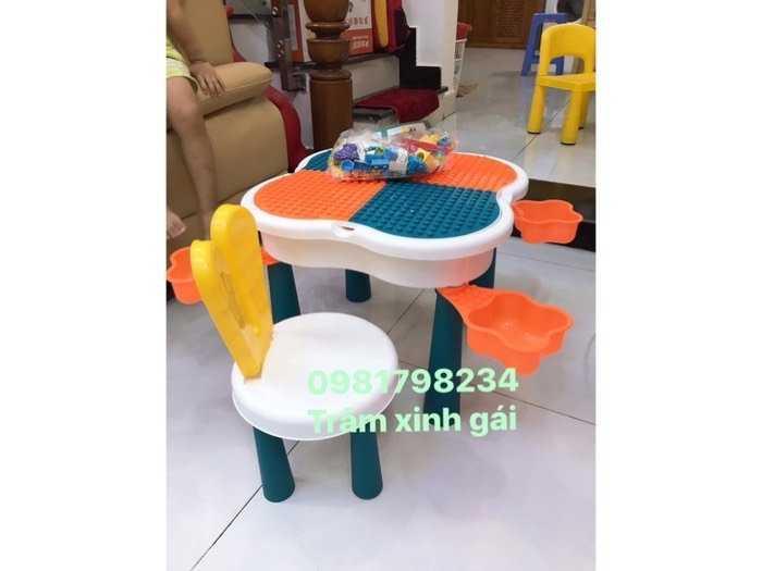 Bộ bàn ghế Lego Hoa Anh Đào1
