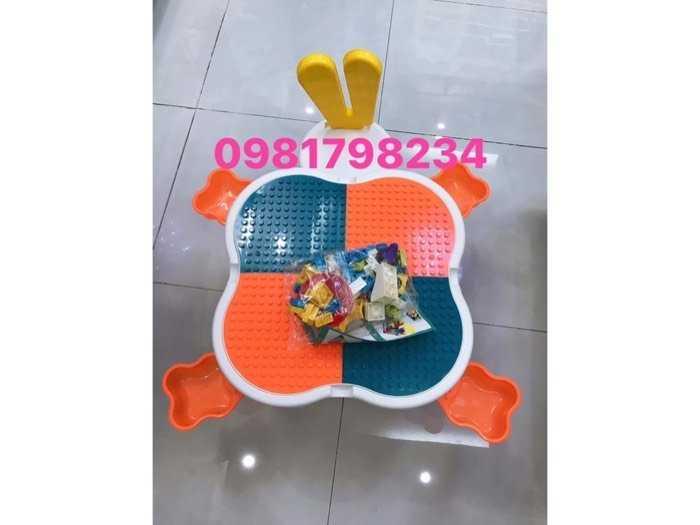 Bộ bàn ghế Lego Hoa Anh Đào2