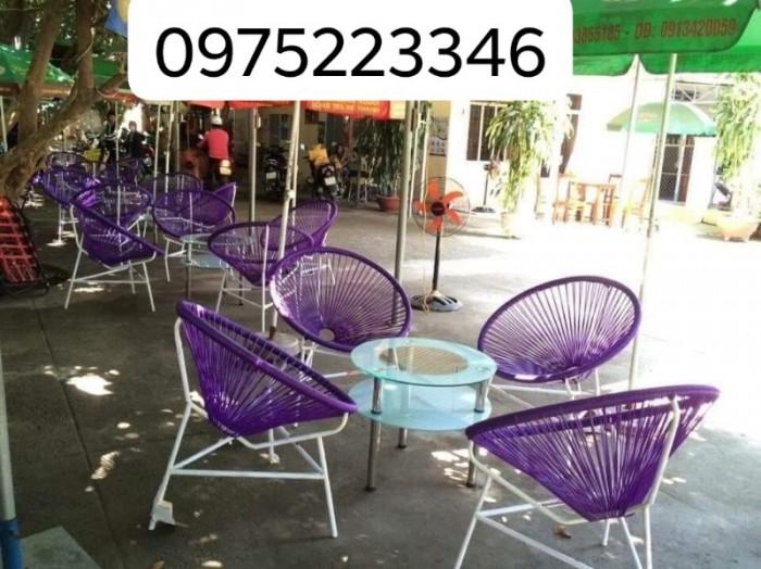 Bàn Ghế cafe Đep Quang Đại cung cấp sẩn phẩm bàn ghế mây nhựa, bàn ghế cafe..1