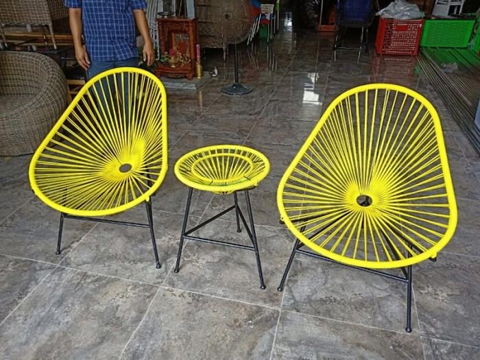 Bàn Ghế cafe Đep Quang Đại cung cấp sẩn phẩm bàn ghế mây nhựa, bàn ghế cafe..2