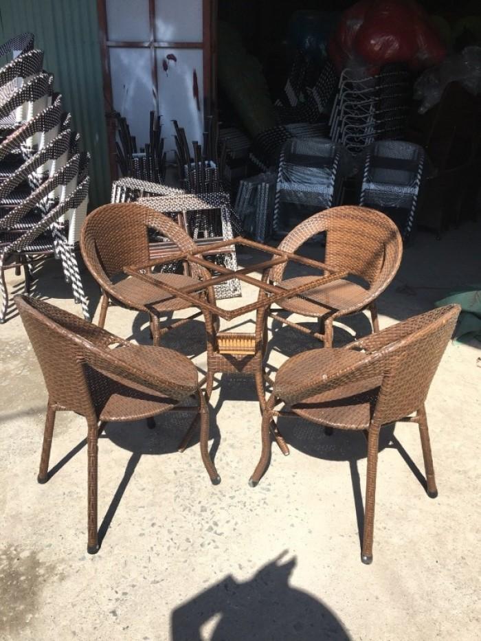 Cần thanh lý 20 bàn ghế cafe giá rẻ bán tại nơi sản xuất Hàng mới 100%..0