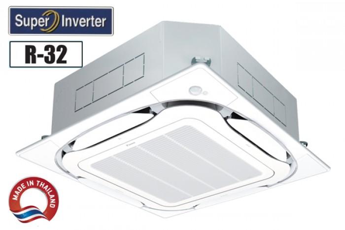 ĐẠI LÝ PHÂN PHỐI Máy Lạnh Âm Trần Daikin FCFC60DVM/RZFC60DVM -Inverter Gas R30