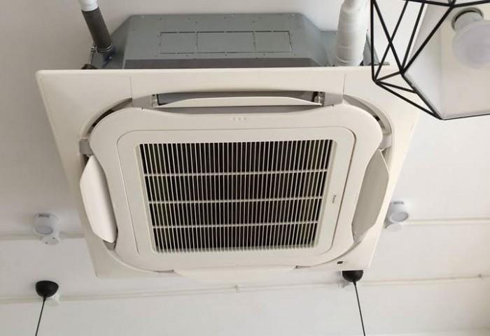Cung cấp Máy Lạnh Âm Trần Daikin FCFC140DVM/RZFC140DY1 -Inverter Gas R320