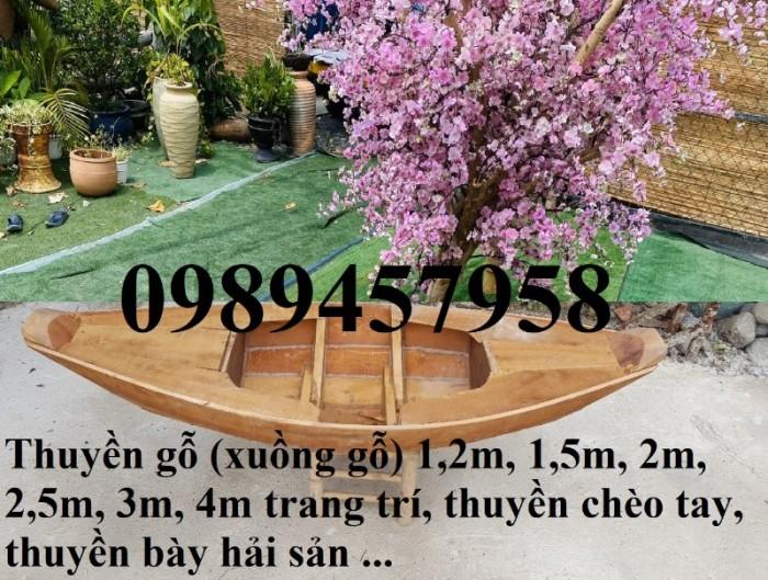 Nhận đóng thuyền gỗ ba lá (gỗ sao, gỗ chò, gỗ sến…), thuyền composite 3 lá, đóng thuyền theo yêu cầu6