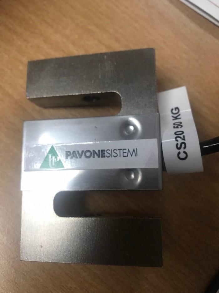 Load cell Pavone CS20-100kg Sản xuất tại Italia0