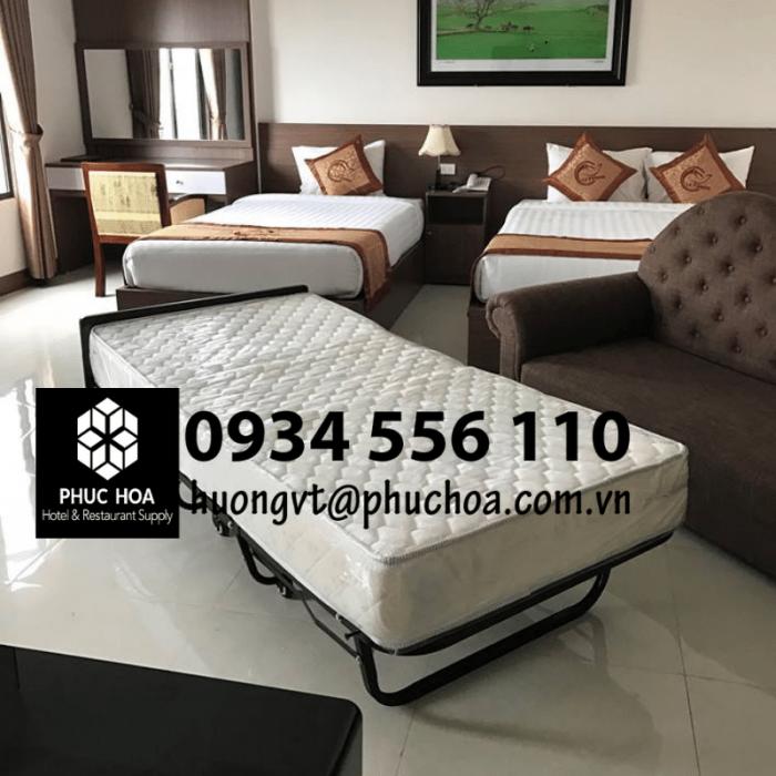 giường gấp khách sạn2