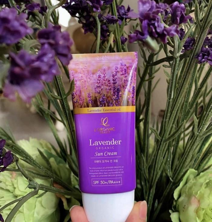 Kem Chống nắng Lavender2