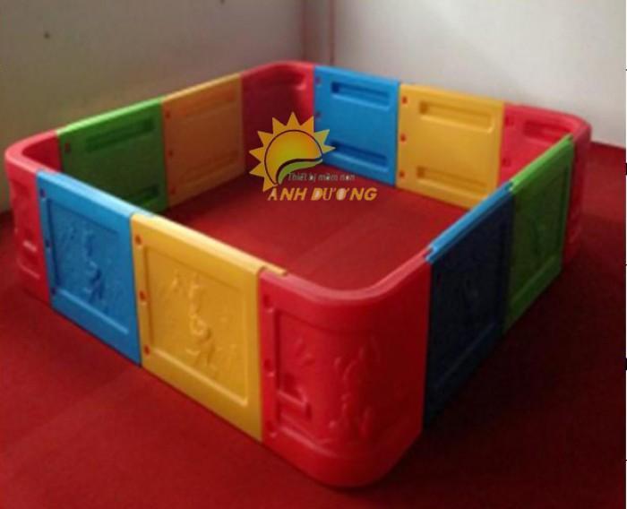 Cung cấp nhà banh trong nhà và ngoài trời cho trường mầm non, công viên, TTTM1