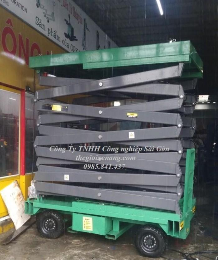 xe nâng người 300kg 12 mét sagolifter3