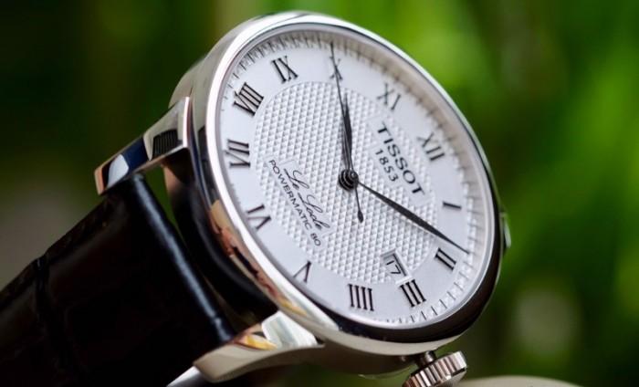 Đồng hồ nam Tissot Le.locle Powermatic 80 White T006.407.16.033.000