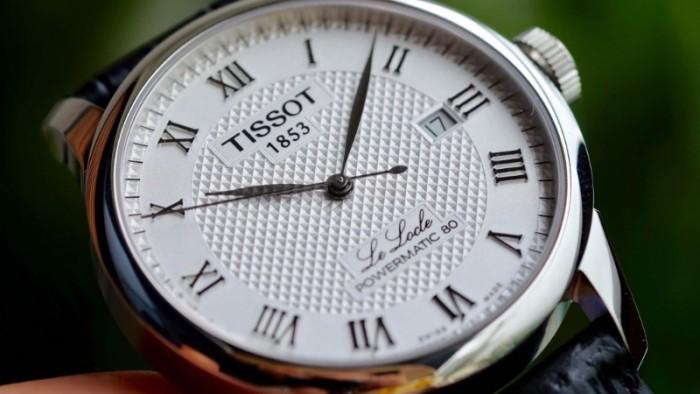 Đồng hồ nam Tissot Le.locle Powermatic 80 White T006.407.16.033.001