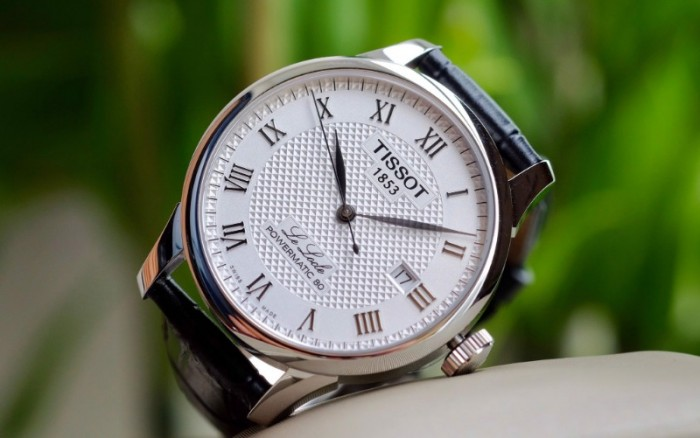 Đồng hồ nam Tissot Le.locle Powermatic 80 White T006.407.16.033.002