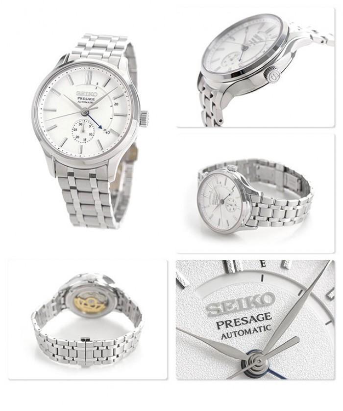 Đồng hồ nam S.eiko Presage Limit SSA395J15