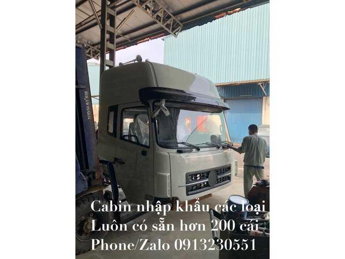 Bán cabin xe tải chuyên dụng Deawoo0