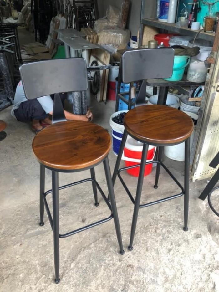 Ghế quầy gỗ bền đẹp..1