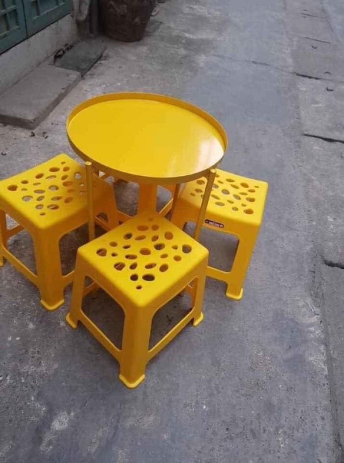 Bàn ghế trà sữa..mini giá rẻ3