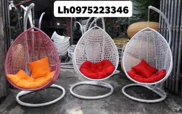 Xích đu giá bán tại nơi sản xuất bàn ghế nhựa giả mây nhựa đúc bàn ghế gỗ..3