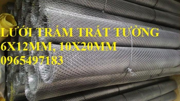 Lưới trám trát tường ô 6x12mm, 10x20mm. Hàng có sẵn số lượng lớn giá tốt0