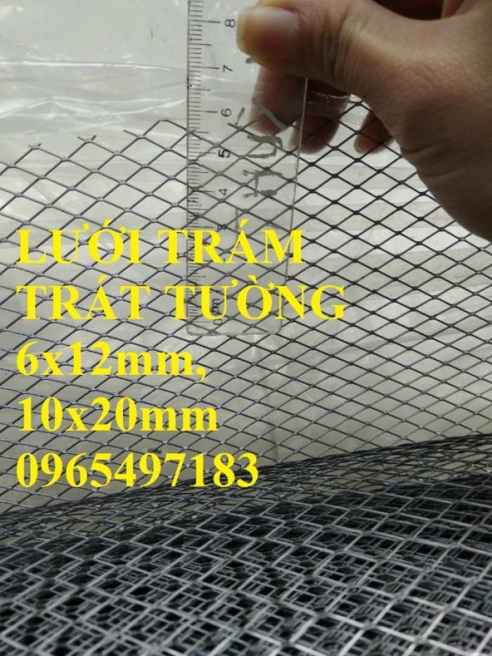 Lưới trám trát tường ô 6x12mm, 10x20mm. Hàng có sẵn số lượng lớn giá tốt3