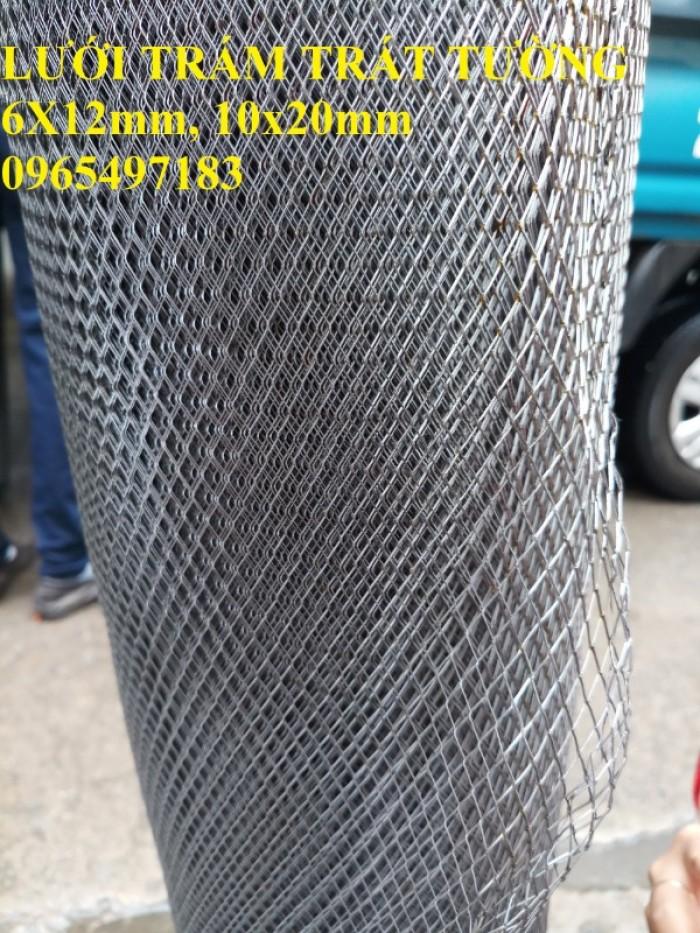 Lưới trám trát tường ô 6x12mm, 10x20mm. Hàng có sẵn số lượng lớn giá tốt4