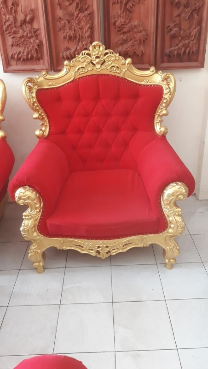 Ghế sofa cổ điển 0
