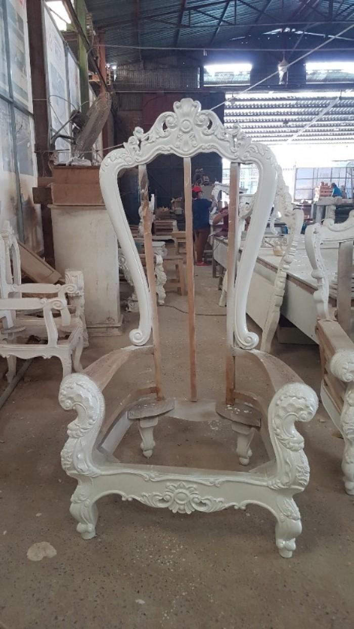 Nơi bán ghế vua cổ điển, ghế nữ hoàng giá rẻ tại tphcm9