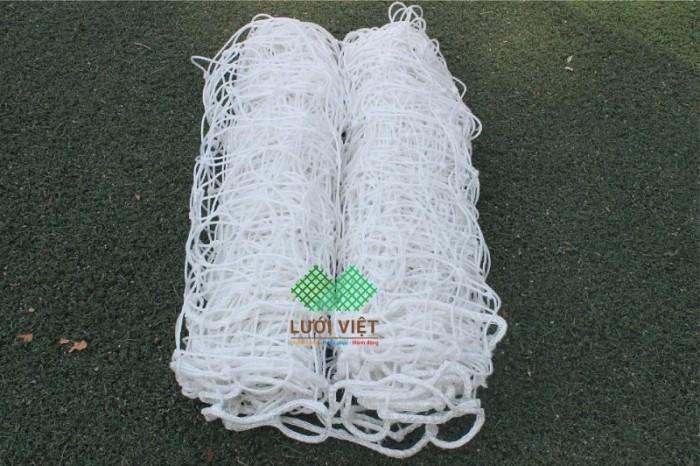 Lưới khung thành bằng cước dùng cho sân cỏ nhân tạo2