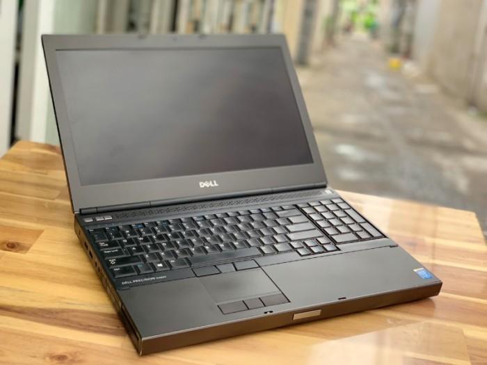 Laptop Dell Precision M4800, i7 4800QM 8G SSD256 Quadro K2100M Full HD Đèn ph1